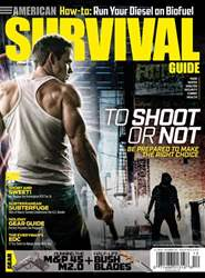 American Survival Guide issue December 2017