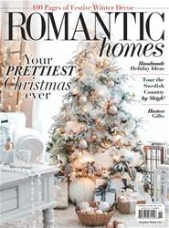 Romantic Homes issue November 2017