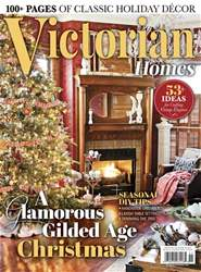 Victorian Homes issue Victorian Homes