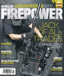 World of Fire Power issue Nov/Dec 2017
