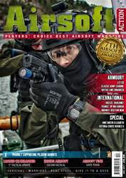 Airsoft Action issue December 2017