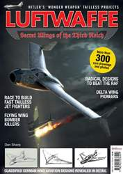 Aviation Classics issue Luftwaffe - Secret Wings of the Third Reich