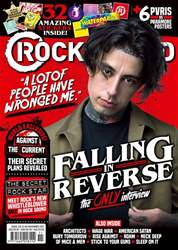 Rock Sound Magazine issue November 2017