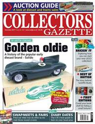 Collectors Gazette issue Collectors Gazette