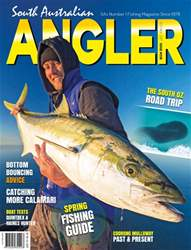SA Angler Oct / Nov 18 issue SA Angler Oct / Nov 18