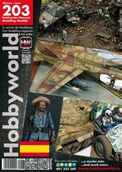 HOBBYWORLD 203 issue HOBBYWORLD 203