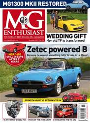 MG Enthusiast issue November 2017
