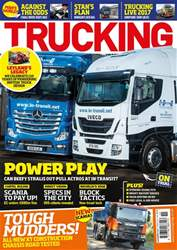 Trucking Magazine issue November 2017