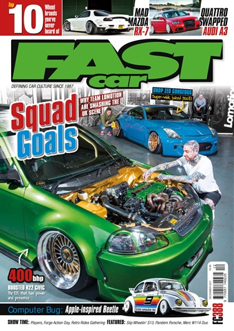 Fast Car issue December 2017