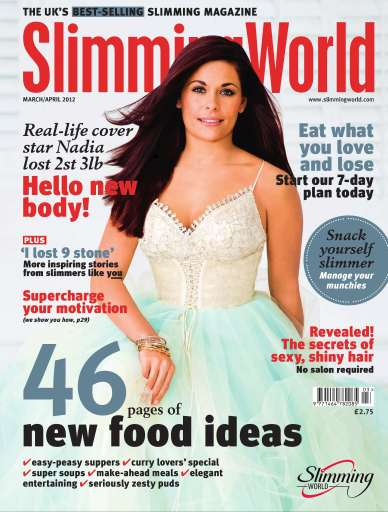 Slimming World Magazine - March-April 2012 Subscriptions ...