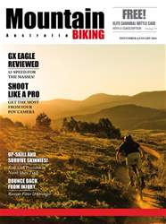 Mountain Biking Australia issue November/December/January 2018