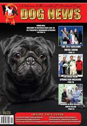 Dog News Australia issue 09 2017