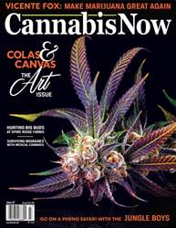 Cannabis Now issue Issue 27