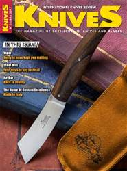 33 Knives International issue 33 Knives International