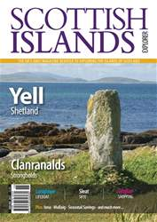 Scottish Islands Explorer issue Nov - Dec 2017