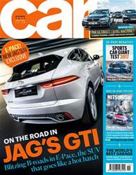 Car issue November 2017
