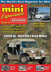 The Mini Experience issue Issue 8