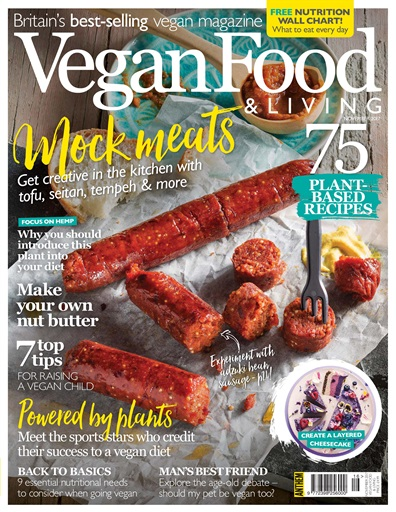 Vegan Food & Living Magazine Preview