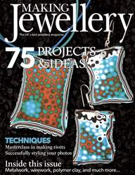 Making Jewellery issue November 2017