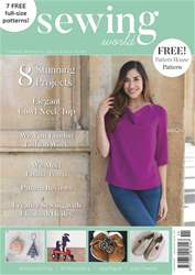 Sewing World issue November 2017