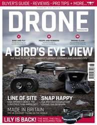 Drone Magazine issue Drone Magazine Issue 26
