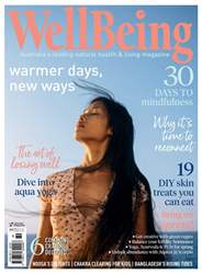 WellBeing issue WB Issue#171