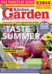 Kitchen Garden Magazine issue June 2018