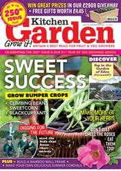 Kitchen Garden Magazine issue July 2018