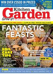 Kitchen Garden Magazine issue September 2018