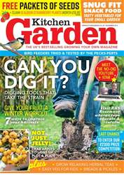 Kitchen Garden Magazine issue November 2018