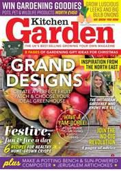 Kitchen Garden Magazine issue December 2018