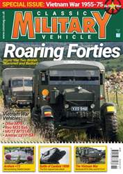 Classic Military Vehicle issue  November 2017