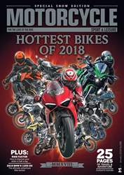 Motorcycle Sport & Leisure issue January 2018