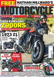 Motorcycle Sport & Leisure issue February 2018