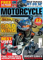 Motorcycle Sport & Leisure issue March 2018