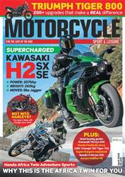 Motorcycle Sport & Leisure issue April 2018