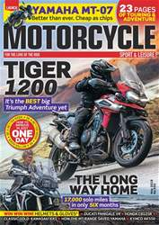 Motorcycle Sport & Leisure issue May 2018