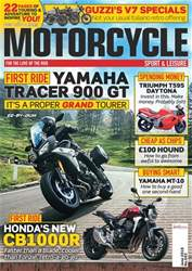 Motorcycle Sport & Leisure issue June 2018