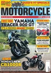 Motorcycle Sport & Leisure issue June 2018