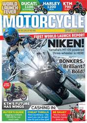 Motorcycle Sport & Leisure issue July 2018