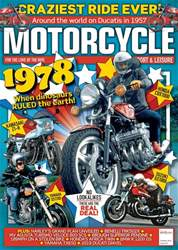 Motorcycle Sport & Leisure issue October 2018