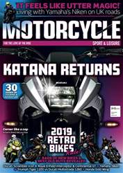 Motorcycle Sport & Leisure issue December 2018
