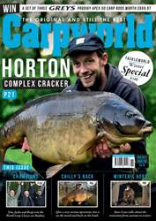 Carpworld issue Carpworld November 2017