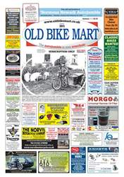 Old Bike Mart issue January 2018