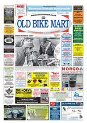 Old Bike Mart issue February 2018