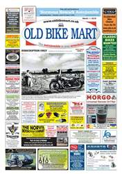 Old Bike Mart issue March 2018