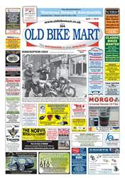 Old Bike Mart issue April 2018