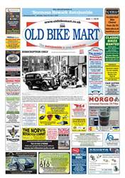 Old Bike Mart issue June 2018