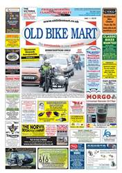Old Bike Mart issue July 2018