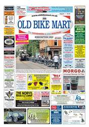 Old Bike Mart issue August 2018